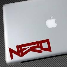 Nero Vinyl Sticker Car Decal Dubstep Poster Datsik Knife Party Skrillex Deadmau5 Ebay