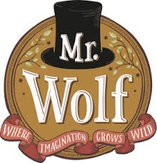 mr wolf traditional toy
