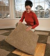 whole milliken tesserae carpet tiles