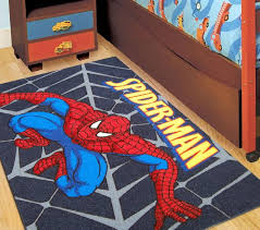 Spiderman Rug Spiderman Room Spiderman Room Decor Kids Mat