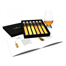 whisky tasting 6 s in gift box