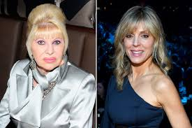 Ivana Trump won't even say Marla Maples' name