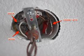 how to replace install a light fixture