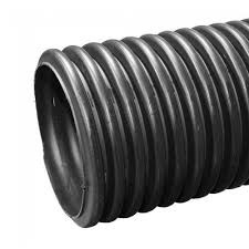300 mm corrugated plastic pipes size