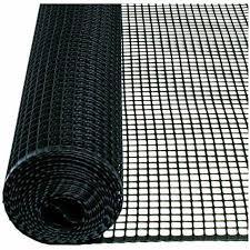 Black Plastic Hardware Net 3 Ft X 15 Ft Mesh 0 5 X 0 5 Fencerwire