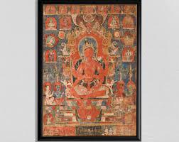 Tibetan Wall Art Etsy