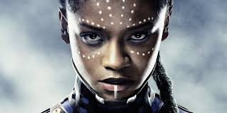 Casts Black Panther Star Letitia Wright