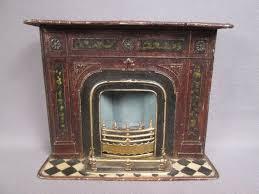 dollhouse furniture marklin pressed tin