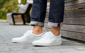 the 20 best all white sneakers for men