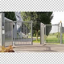 Fence Gate Door Baluster Handrail Png Clipart Aluminium Baluster Building Door Fence Free Png Download