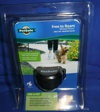 Petsafe Free To Roam Wireless Fence Receiver Collar Pif00 15002 For Sale Online Ebay