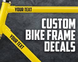 Mtb Decal Etsy