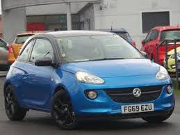 Used Vauxhall ADAM Griffin for sale in Glasgow - CarGurus