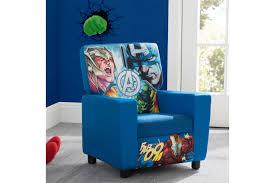 Delta Children Marvel Avengers High Back Upholstered Chair Ashley Furniture Homestore