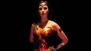 wonder woman gal gadot justice league
