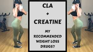 cla creatine my remended weight