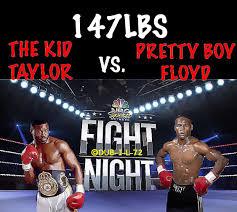 "Fantasy Fight: Meldrick ""The Kid"" Taylor Vs ""Pretty Boy"" Floyd Mayweather,  JR – Vote For Your Winner In POLL | Ringside Report"