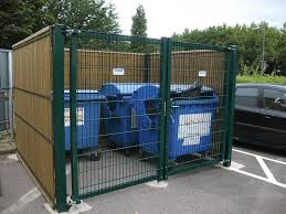 Euroguard Swing And Sliding Gates Welded Mesh Gates Jacksons Security Fencing