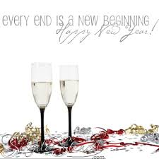 new beginnings wall quote new year s eve party decor