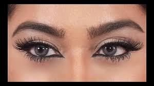 dramatic cat eye liner makeup tutorial