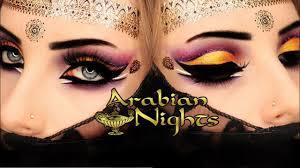 arabian nights goth makeup you