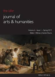 iafor journal of arts humanities volume issue spring