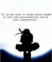 image about quote in sasuke uchiha 😍💕 by nina