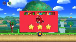Angry Birds version Mario Bros - STAGE 1 - YouTube