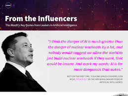 from the influencers key quotes in artificial intelligence