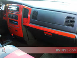 Dodge Ram 1500 2002 2005 Dash Kits Diy Dash Trim Kit