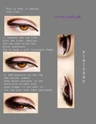 urdu gharana easy eye makeup tips and