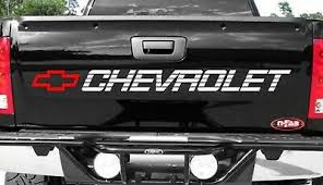 Chevy Silverado Decal 2 25 Dealsan