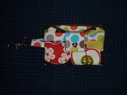 Zippy wallet | Lined with spot fabric | Adele Harris | Flickr