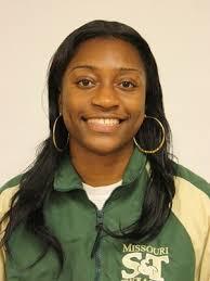 Brianna Smith - 2012-13 - Women's Track and Field - Missouri S&T Athletics