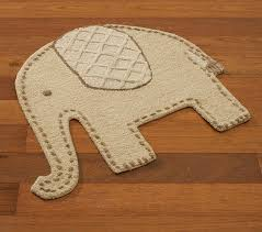 Elephant Rug Patterned Rugs Pottery Barn Kids
