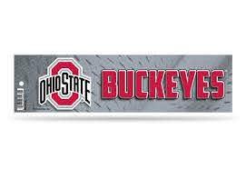 Ohio State Buckeyes Bumper Sticker Officially Licensed Custom Sticker Shop