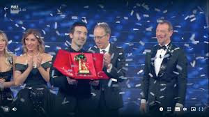 Diodato vince il Festival di Sanremo 2020 (VIDEO) - TG Roseto