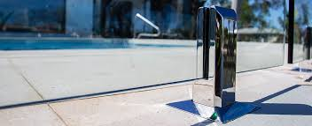 Wholesale Glass Pool Fencing Supplies Diy Frameless Glass