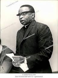 Feb. 02, 1972 - Bishop Abel Muzorewa Holds Press Conference: Bishop Abel  Muzorewa, of Rhodesia, Stock Photo, Picture And Rights Managed Image. Pic.  ZUK-19720202-BAF-K09-172 | agefotostock