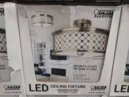 feit electric led ceiling fixture