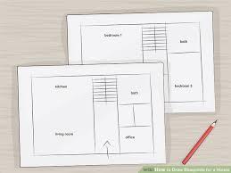 bedroom design blueprint