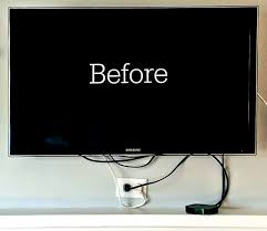 how to install an apple tv mount the
