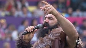 sebastien chabal sings the proclaimers