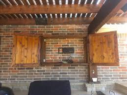 furniture creative outdoor tv cabinet