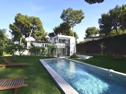 cap d antibes large villa with pool
