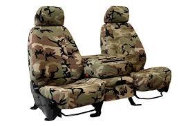 caltrend retro camo canvas seat covers