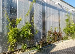 Security Artificial Wire Trellis For Climbing Plants