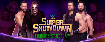 WWE Super ShowDown 2020 Match Card, Tickets, Storyline - ITN WWE