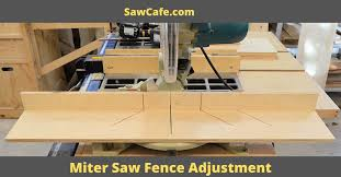 How To Adjust A Dewalt Miter Saw Get More Accurate Cuts Sawcafe
