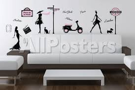 Fashion Street Wall Decal Sticker Wall Decal Allposters Com